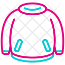 Jacket Camping Outdoor Icon