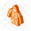 Absorbent Absorbing Anorak Icon
