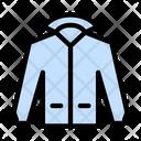 Jacket Cloth Wear Icon