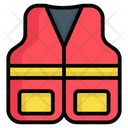 Jacket Worker Business Icon