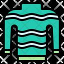Jacket Sweatshirt Hoodie Icon