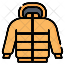 Jacket Jumper Winter Icon