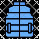 Jacket Vest Sleeveless Icon