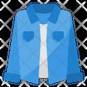 Jacket Jeans Winter Icon