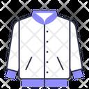 Jacket Clothing Clothes Icon