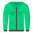Jacket Sweatshirt Winter Clothing Icon