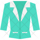 Jacket Blazer Clothing Icon
