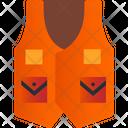 Jacket Clothing Dress Icon