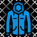 Jacket Cloth Garment Icon