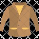 Blazer Women Clothing Icon