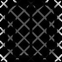 Jacket Clothing Shop Icon