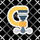 Jackhammer Construction Tool Icon