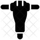 Destruction Jackhammer Breaker Icon