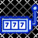 Slot Casino Machine Slot Icon