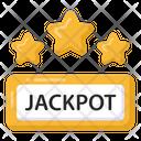 Casino Jackpot Jackpot Win Icon