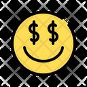 Jackpot Smile Greedy Icon