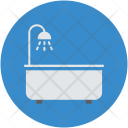 Jacuzzi tub Icon