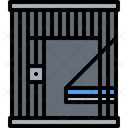 Jail Cell Prison Icon
