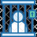 Jail Lockup Prison Icon