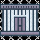 Jail Prison Imprisonment Icon
