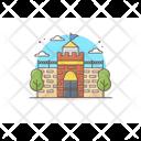 Jail Jailhouse Penitentiary Icon