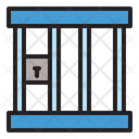 Prison Cell Jail Jail Cell Icon