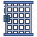 Jail Prison Lockup Icon