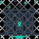 Jail Prison Criminal Icon