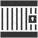 Criminal Jail Prisoner Icon