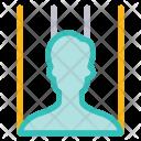 Jail Law Prison Icon