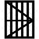 Jail Correctional Facility Icon
