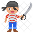 Jake Pirate Icon