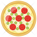 Jalapeno Pepper Pizza Icon