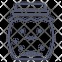 Jam Honey Jar Icon