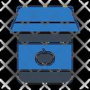 Jam Jar Apple Icon