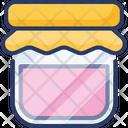 Jam Jar Confiture Icon