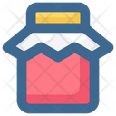 Thanksgiving Bottle Jam Icon