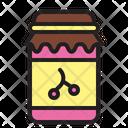 Jam Food Healthy Icon