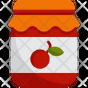 Jam Breakfast Conserve Icon