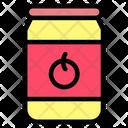 Jam Cherry Food Icon