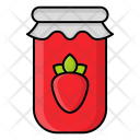 Jam Bottle Jar Icon