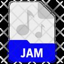 Jam file Icon