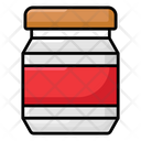Jam Jar Jam Container Jam Bottle Icon