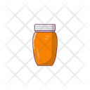 Jam Sweets Jar Icon