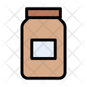 Jar Food Kitchen Icon