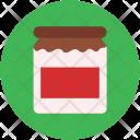 Jam Jar Preserver Icon