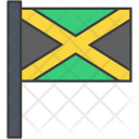 Jamaica Jamaican Country Icon