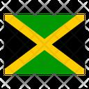 Jamaica Flag Flags Icon