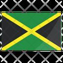Jamaica Travel Nation Icon