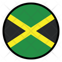 Jamaica Nation Country Icon